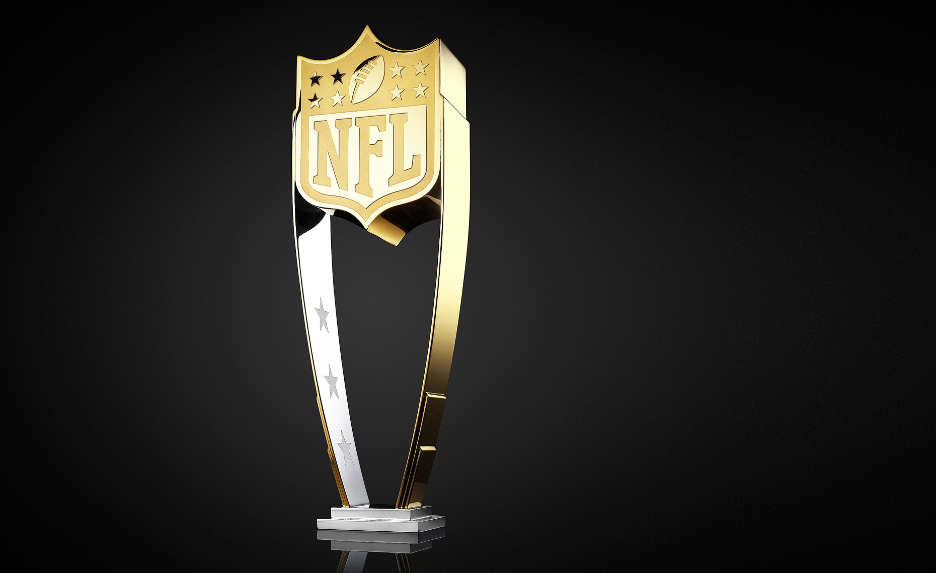 NFL Honors Trophy