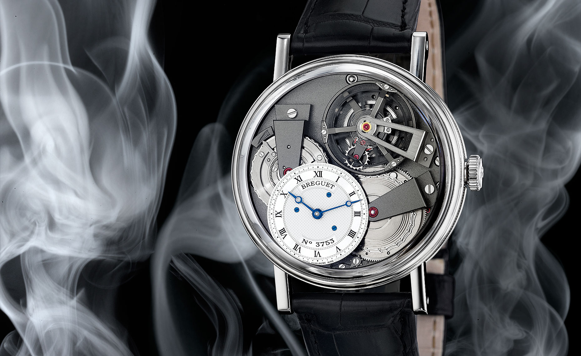 Breguet with Smoke